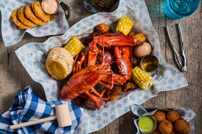 5-star review: Peacemaker Lobster & Crab Co. makes splash in Blue Dome District